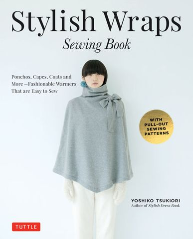 Stylish Wraps: Sewing Book