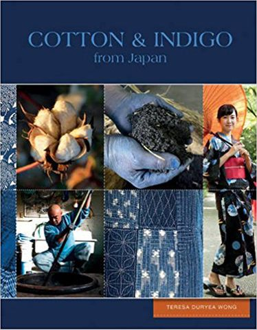 Cotton and Indigo from Japan