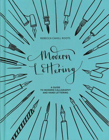 Modern Lettering