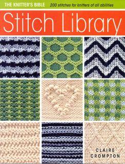 Knitter's Bible: Stitch Library