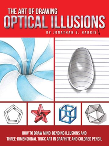 Art of Drawing Optical Illusions
