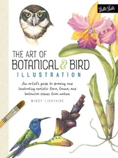Art of Botanical & Bird Illustration