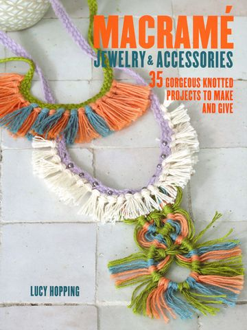 Macramé Jewelry & Accessories