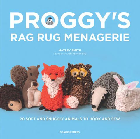 Proggy's Rag Rug Menagerie