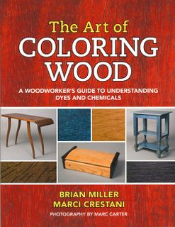 Art of Coloring Wood