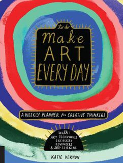 Make Art Everyday