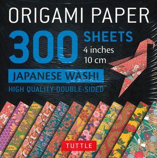 Origami Paper Japanese Washi