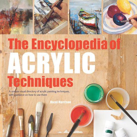 Encyclopedia of Acrylic Techniques