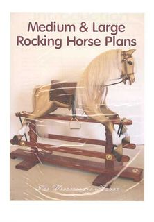 Plan-Medium Rocking Horse