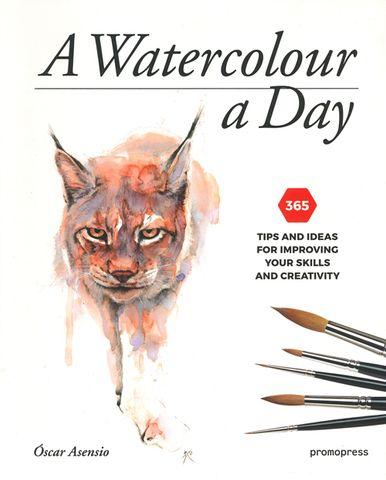 Watercolour a Day
