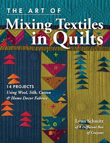 Art of Mixing Textiles in Quilts