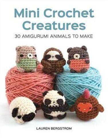 Mini Crochet Creatures