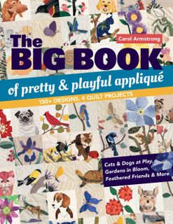 Big Book of Pretty & Playful Appliqué