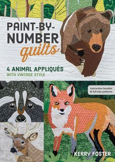 Paint-by-Number Quilts