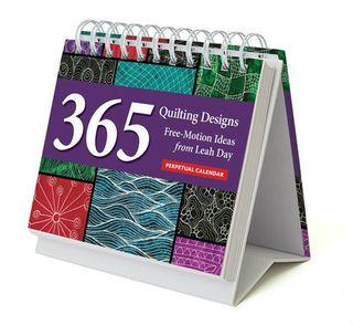 365 Quilting Designs Perpetual Calendar