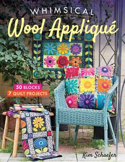 Whimsical Wool Appliqué