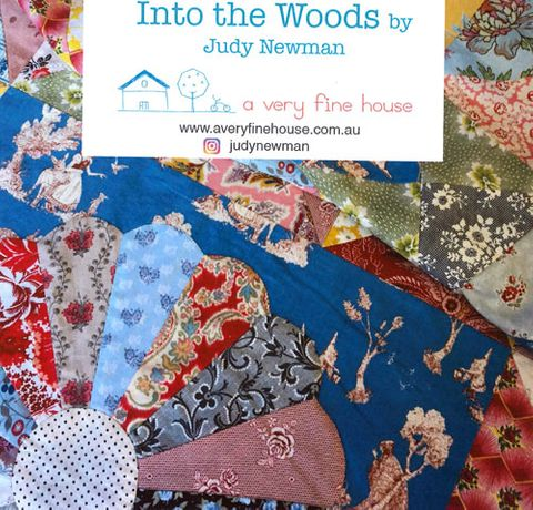 Into the Woods Papers & Template