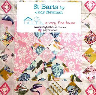 St Barts Template Set
