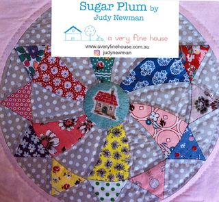 Sugar Plum Template Set