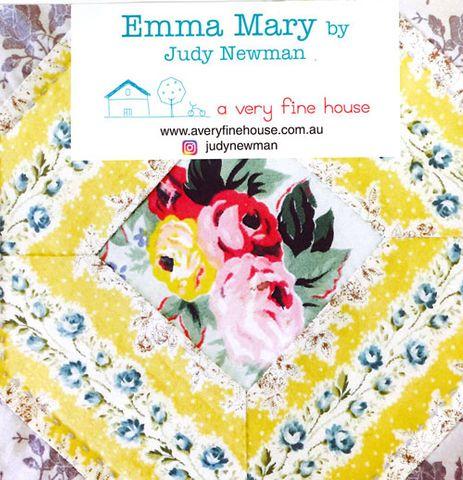 Emma Mary Template Set