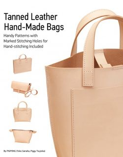Tanned Leather Hand Made Bags