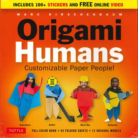 Origami Humans