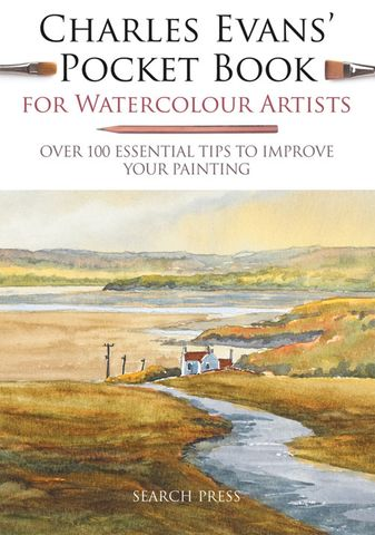 Charles Evan's Pocket Book for Watercolour Artists