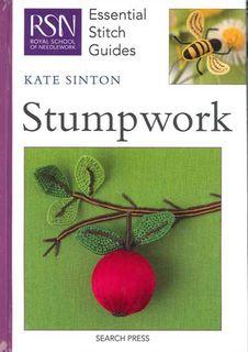 Stumpwork: Essential Stitch Guides