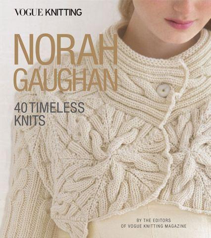 Vogue Knitting: Norah Gaughan