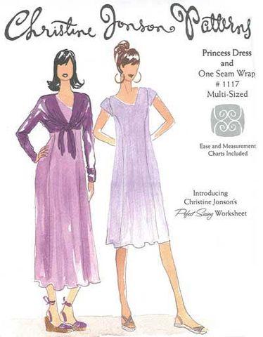 Princess Dress & One Seam Wrap
