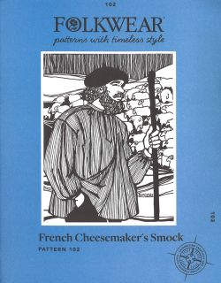 French Cheesemaker's Smock