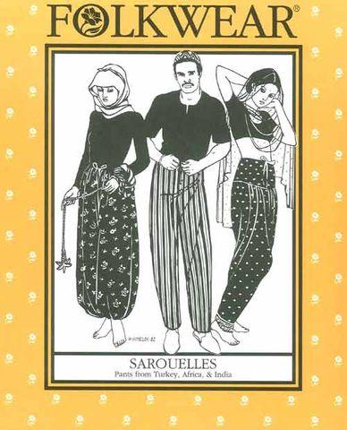Sarouelles