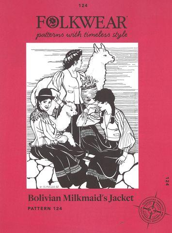 Bolivian Milkmaid's Jacket