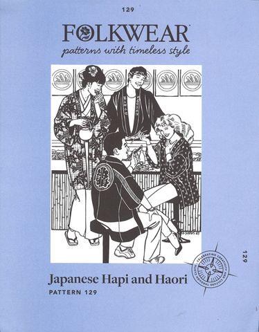 Japanese Hapi & Haori