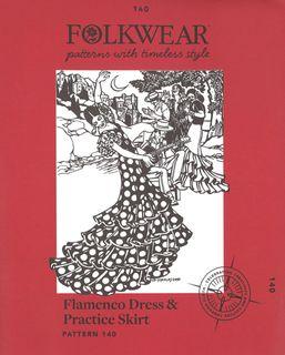 Flamenco Dress & Practice Skirt
