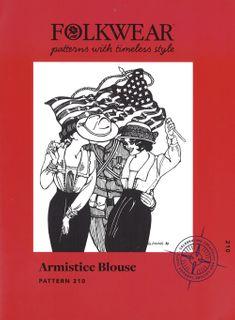 Armistice Blouse