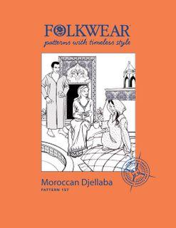 Moroccan Djellaba