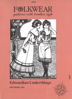 Edwardian Underthings