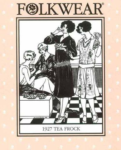 1927 Tea Frock