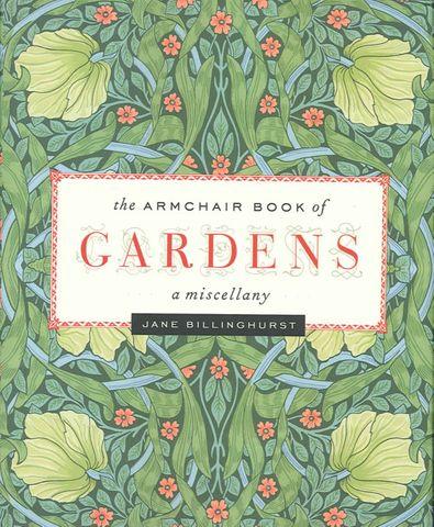 Armchair Book of Gardens