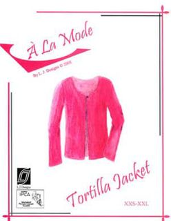 Tortilla Jacket