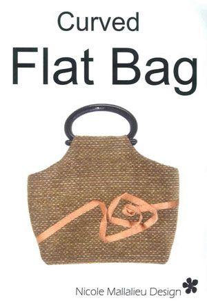 Curved Flat Bag