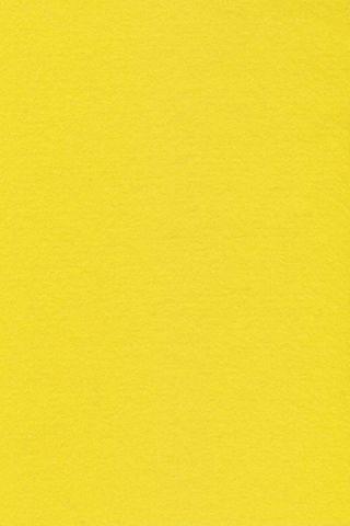 Pure Wool Felt - Canary Yellow