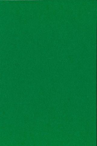 Pure Wool Felt - Card Green