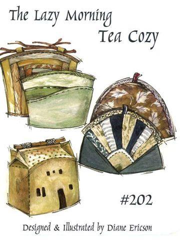 Lazy Morning Tea Cozy