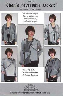 Cheri's Reversible Jacket