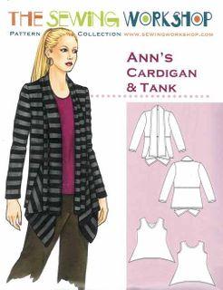 Ann's Cardigan & Tank