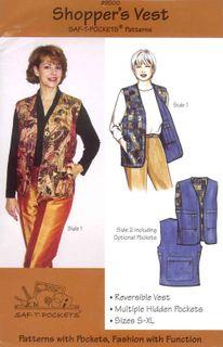 Shopper's Vest