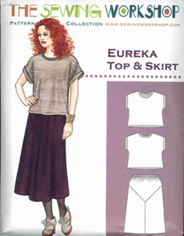 Eureka Top & Skirt