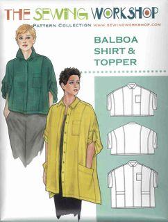 Balboa Shirt & Topper